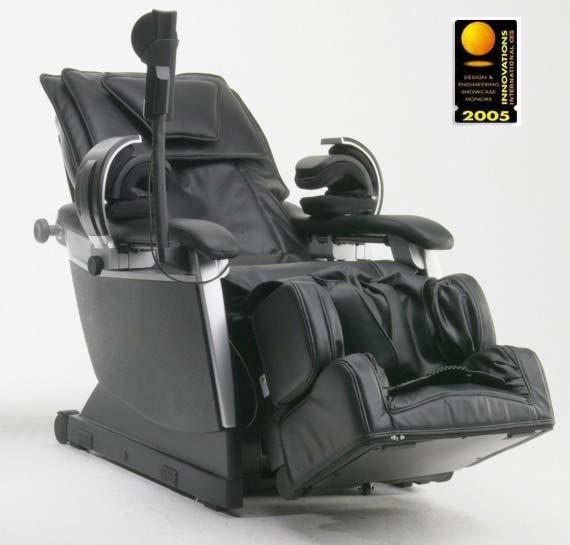 Masážní a relaxační křeslo Inada D.1