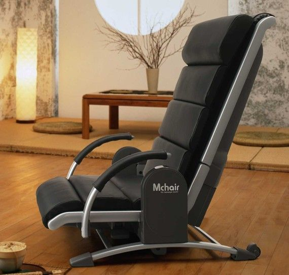 Masážní a relaxační křeslo Sanyo mc chair